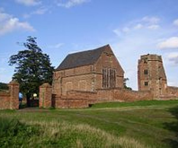 Bradgate House: A Complex of Buildings